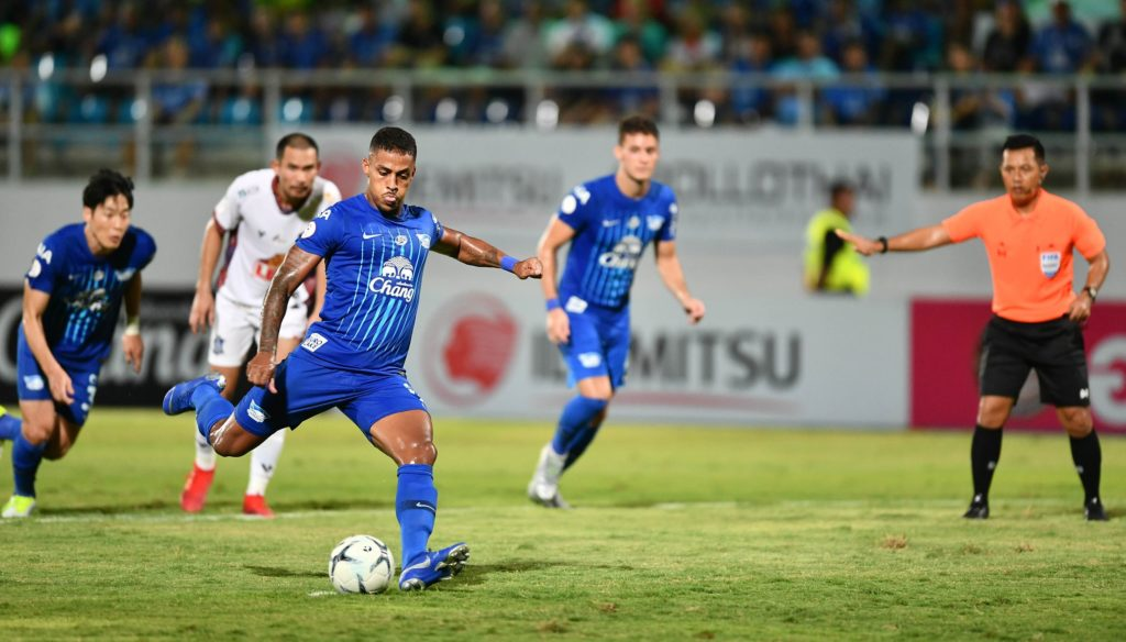 Chonburi FC Official Facebook page