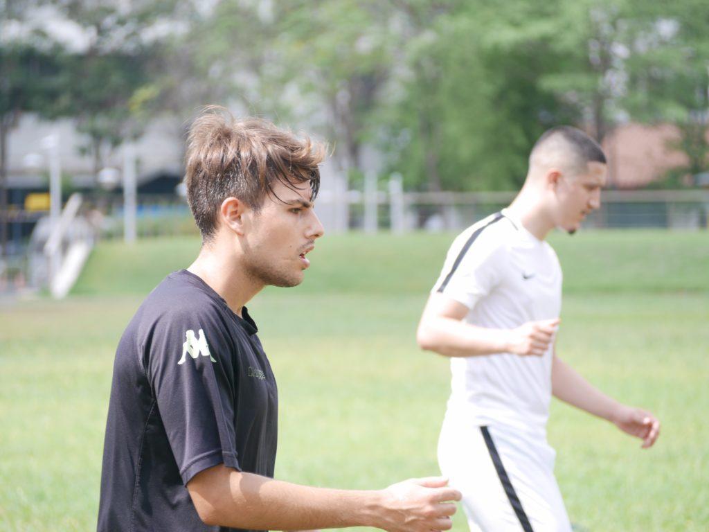 アルゼンチン、ブラジル、イングランド、韓国など様々な国籍の選手に参加して頂きました。