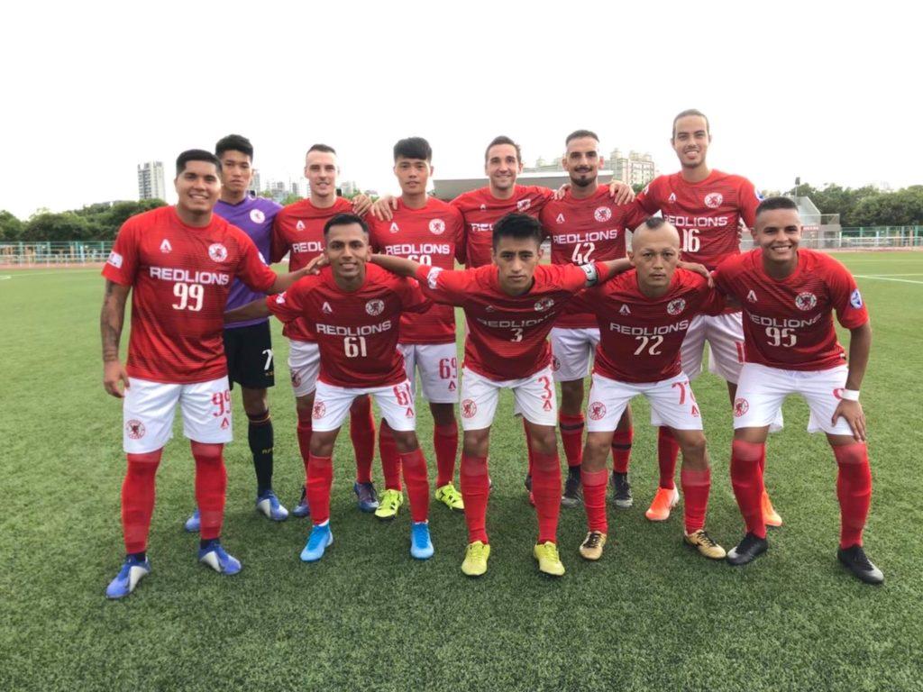 台湾プレミアリーグの台湾レッドライオンズ