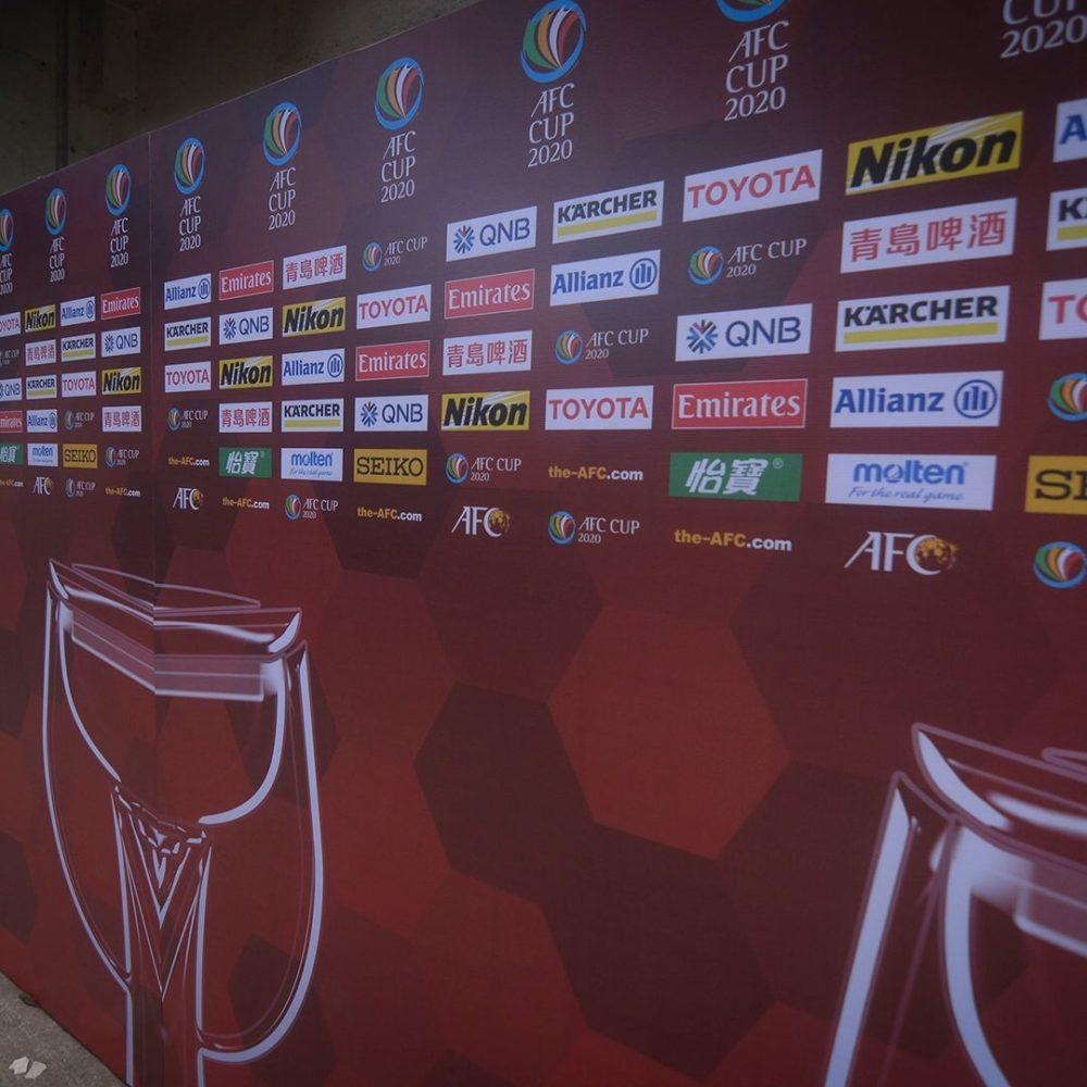 AFCカップ2020の第1戦で嶺岸光(セレス・ネグロス/フィリピン)と小林 ...