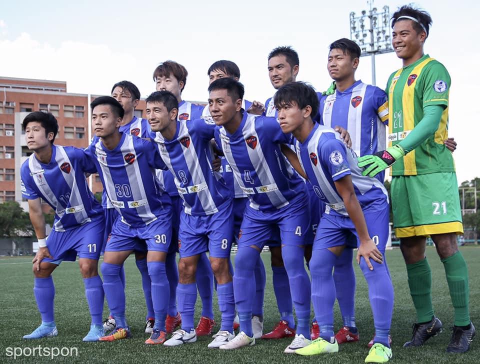 台湾サッカープレミアリーグ】下野淳率いる航源FCが首位へ躍進 ...
